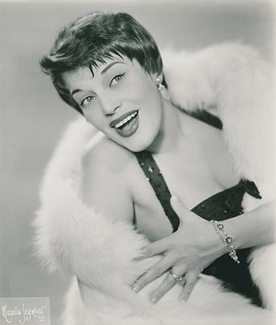 Kaye Ballard, late 1950's